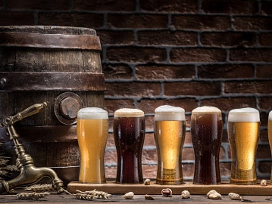 Take the quiz to find out what kind of craft beer you are!