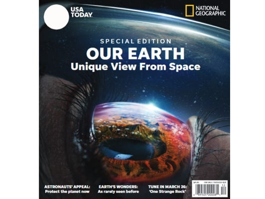 Read this special edition and find out more about our unique planet, Earth!