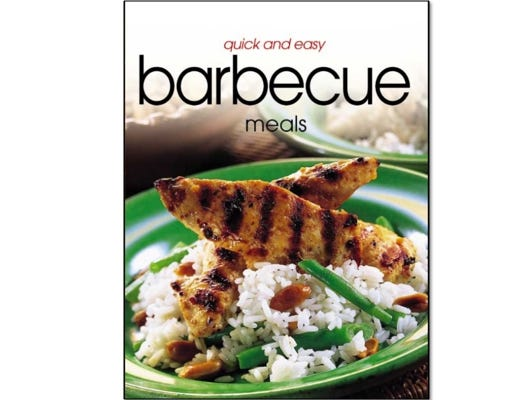 Barbecuing season is near! Download this cookbook to impress your family & friends with these delicious BBQ recipes!