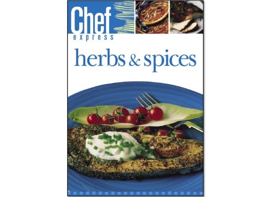 Download this free eCookbook to add some flare to your dishes.
