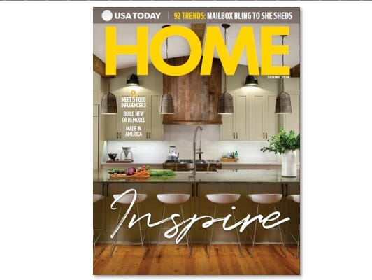 See the latest in home decor and design trends. Read online for free.