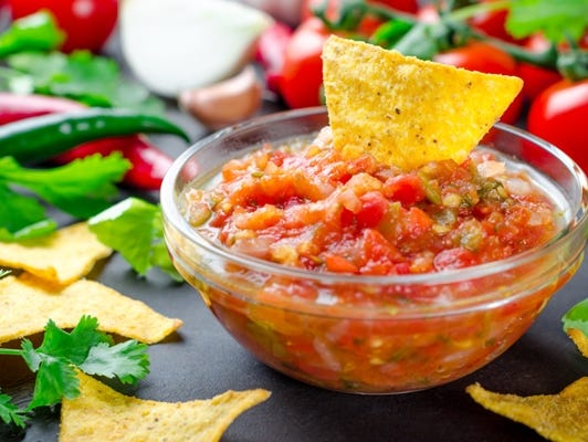 Celebrate National Salsa month with these delicious homemade salsa recipes!