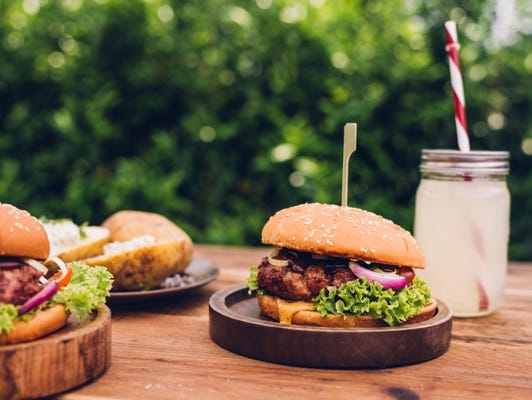 Burgers you'll flip over! Build a better burger with these scrumptious recipes