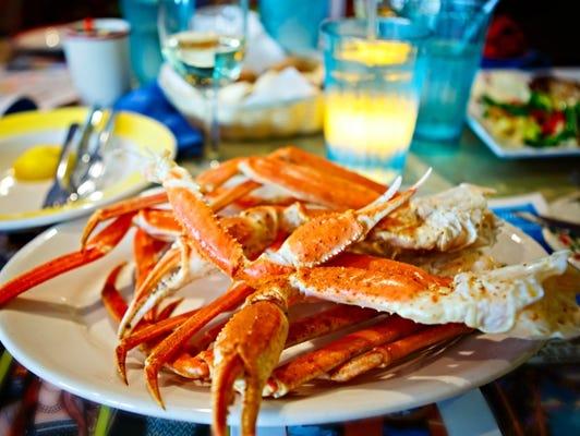 Planning summer family & friend gatherings? Throw a backyard crab bash!