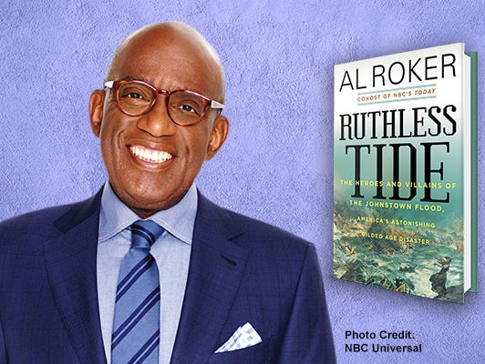 Join us for a live video chat with Al Roker  about his new book.  Tue. May 22, 1pm ET. Ask questions!