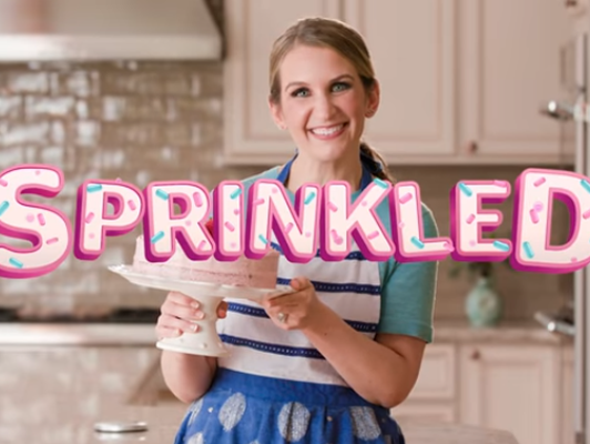Regardless of experience, watch the new series on Grateful for helpful baking tips!