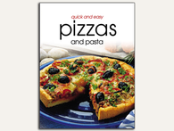 eCookbook: Quick and Easy Pizzas and Pasta