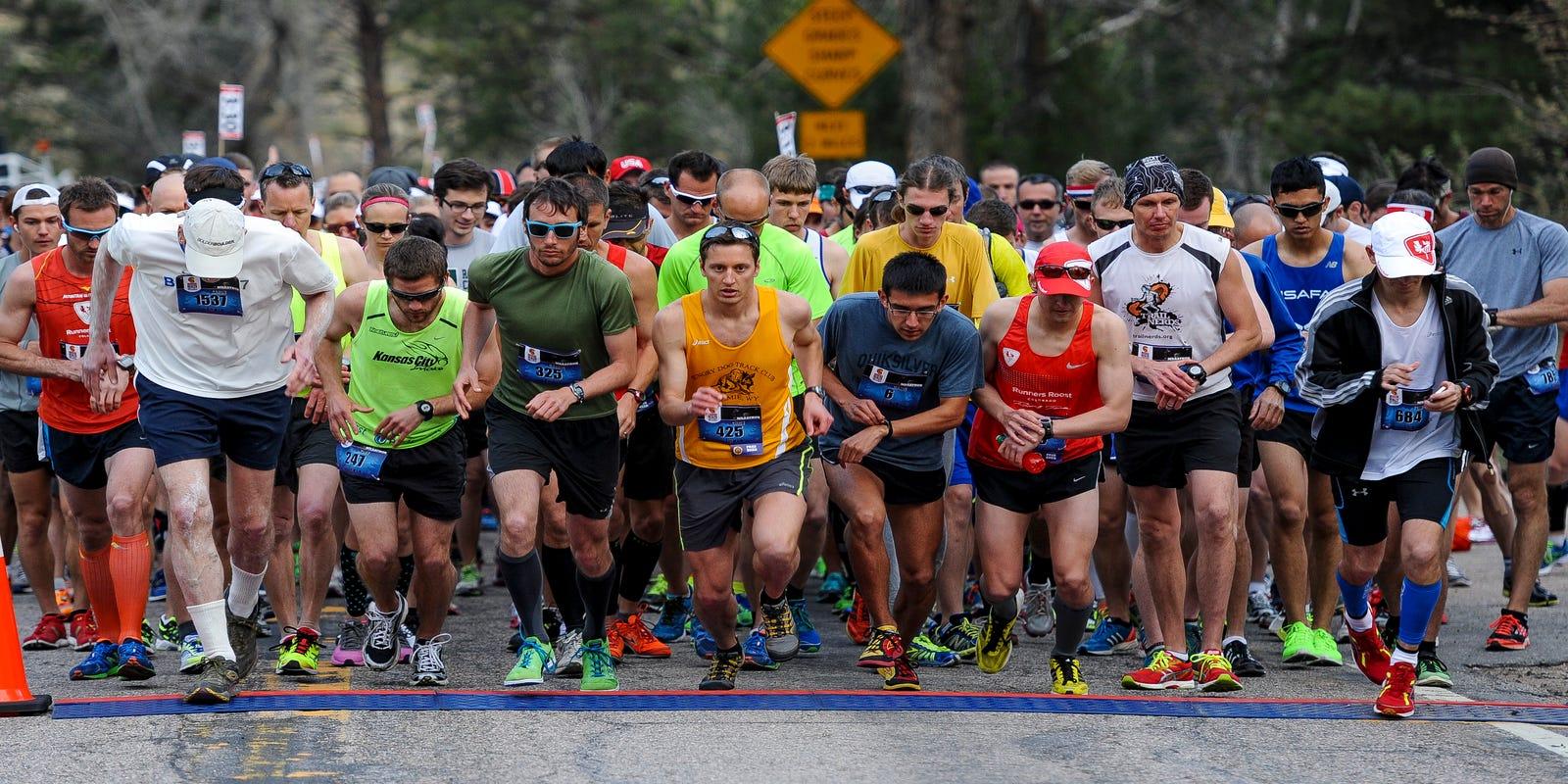 Colorado Marathon 2014 results
