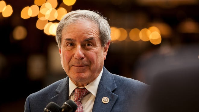 After returning to Louisville from Washington D.C., US Representative John Yarmuth discusses President Donald Trump's State of the Union address.
