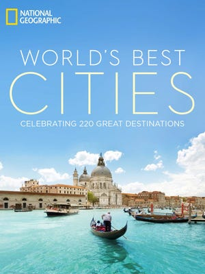 "The cover of ""World's Best Cities."""