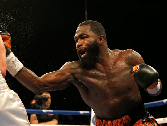 Adrien Broner, 27, will need one of the best performances