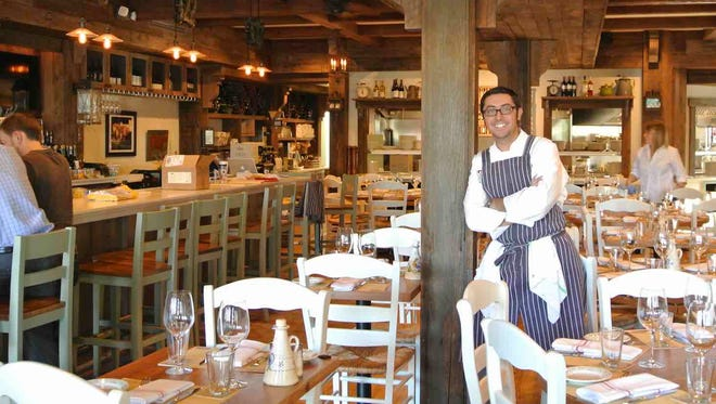 Now's the time to get a table at Vincenzo Betulia's  Osteria Tulia.
