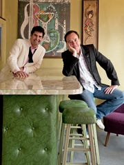The Hearty Boys will host a cocktail party in the Meredith Test Gardens on Saturday, May 30.