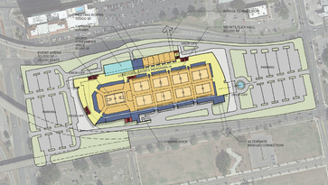 Council hears about potential Bay Center replacement