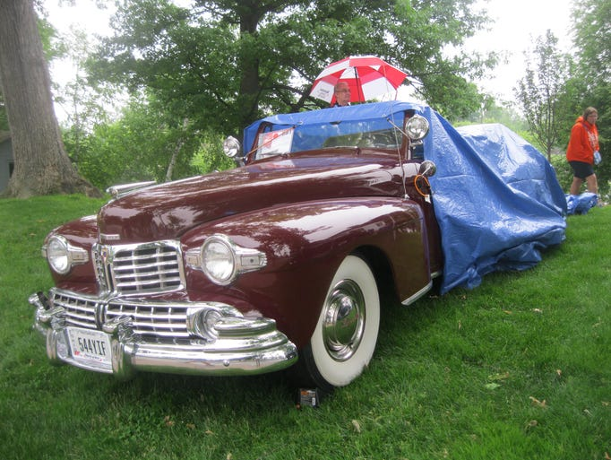 Marion Chevrolet Parts >> The 2015 Motor Muster rolls into Greenfield Village
