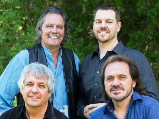 Veteran country-rock outfit Pure Prairie League co-headlines
