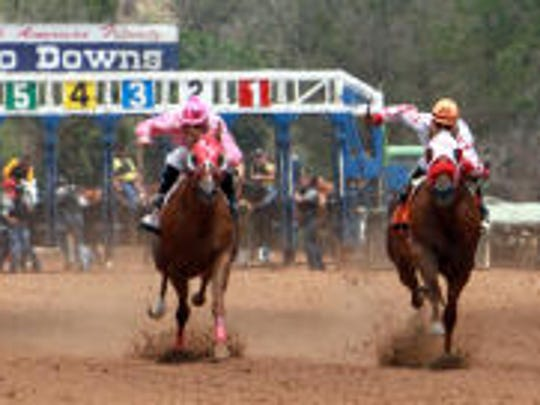 Ruidoso Downs celebrates 70 years of racing excitement beginning opening weekend, May 27.