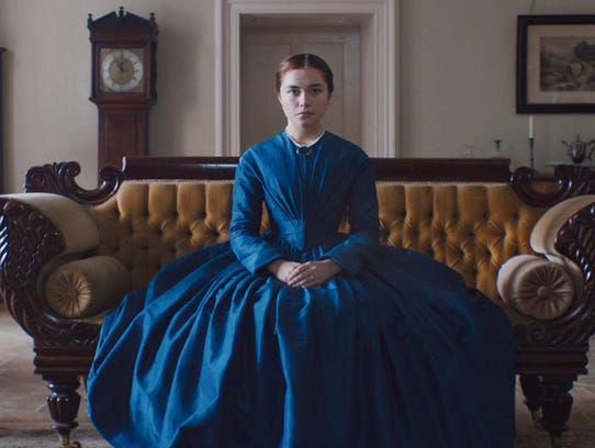 Florence Pugh plays a woman in 19th-century England