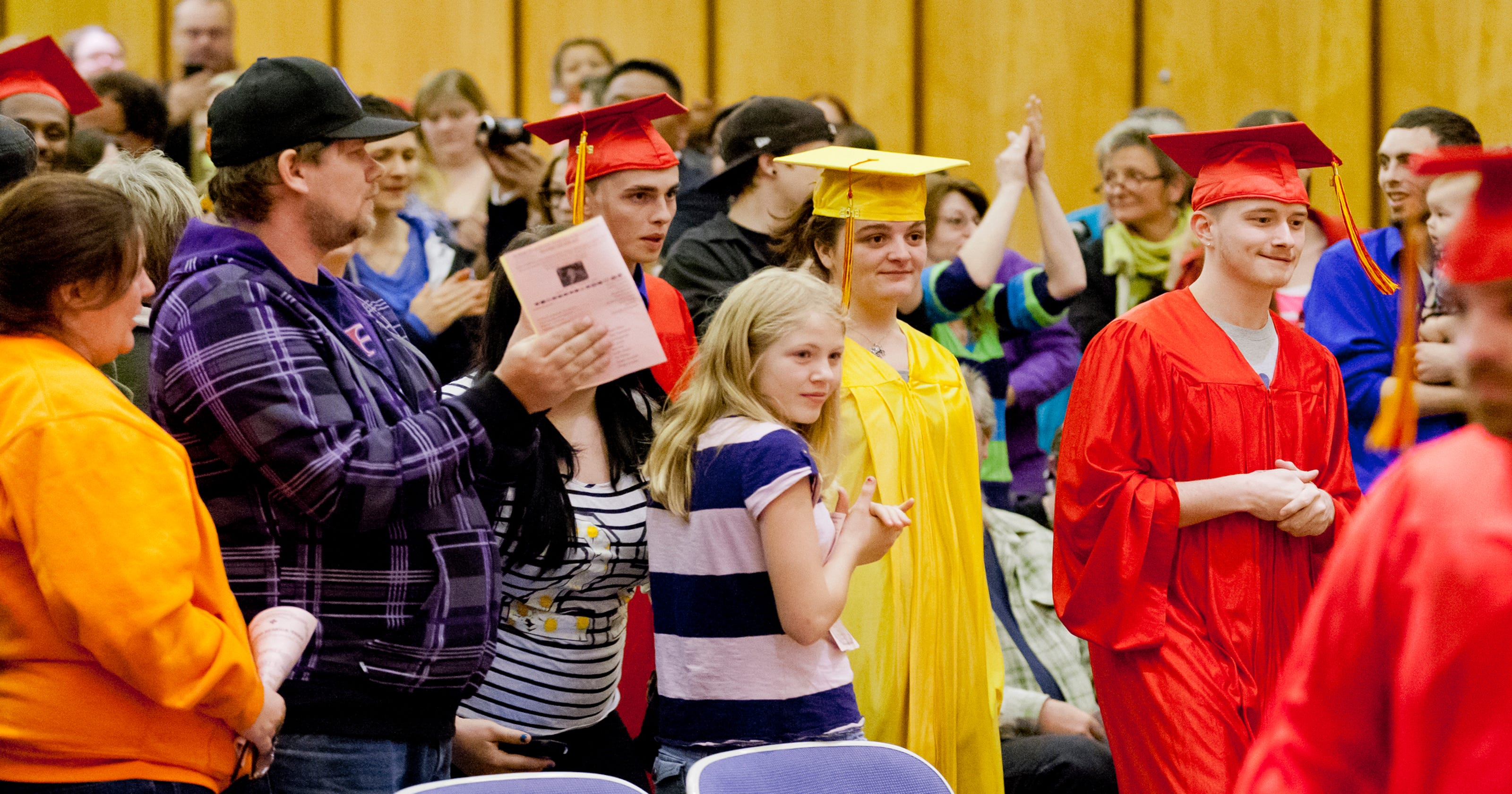 N Y  high school equivalency degree tests get tougher