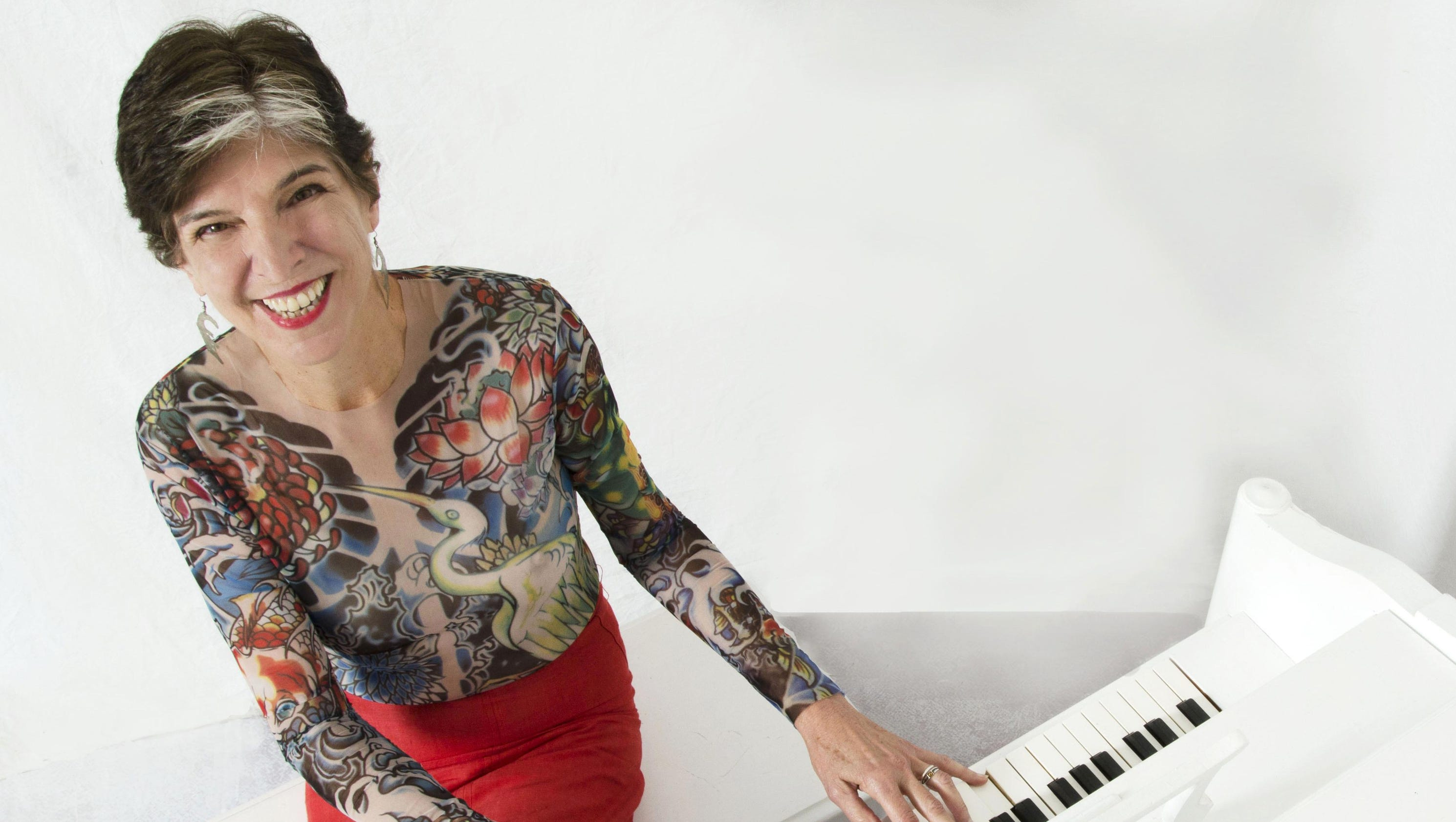 Marcia Ball Inspired By New Orleans
