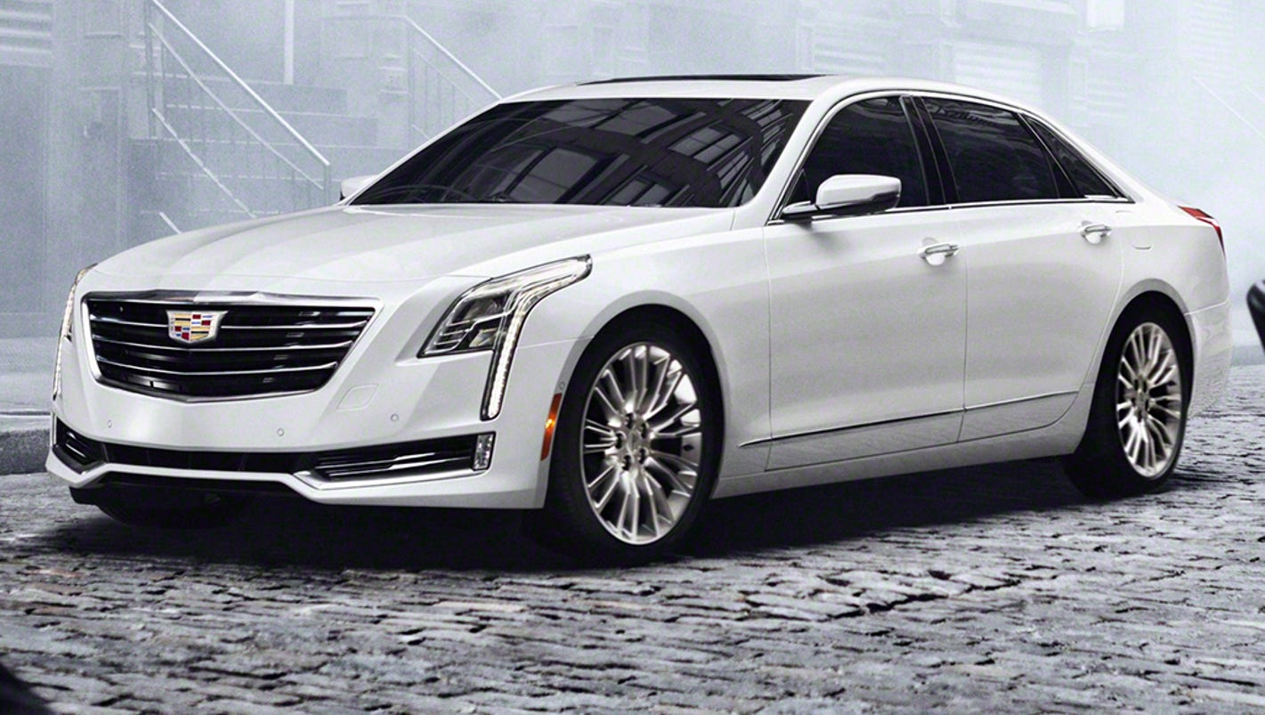 Is coming CT6 Cadillac's ticket to luxury A-list?