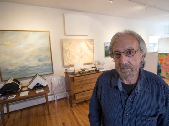 Joe Paduani of  JP  Custom Framing in Rumson which