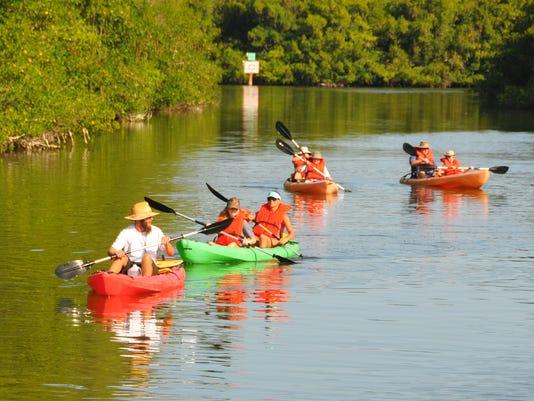 Financial benefits of healthy lagoon