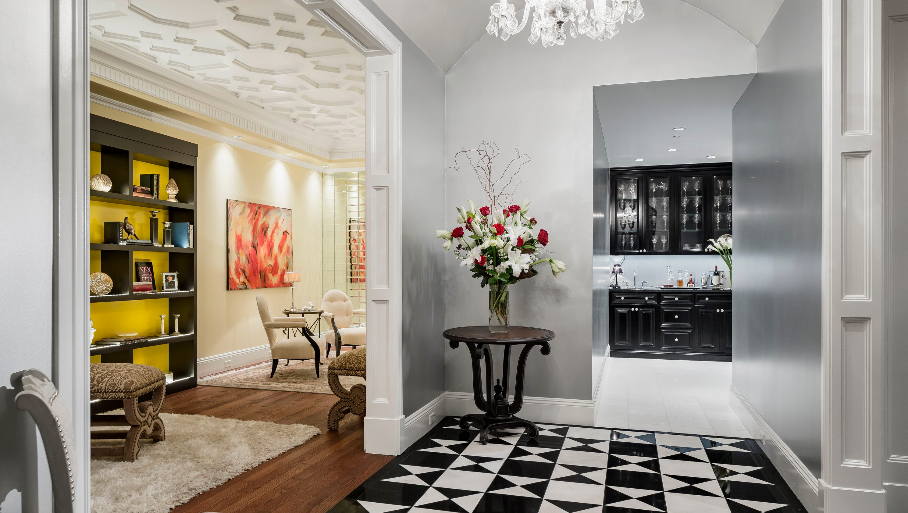 Three of phoenix 39 s chateau on central urban million dollar for Today s interiors phoenix