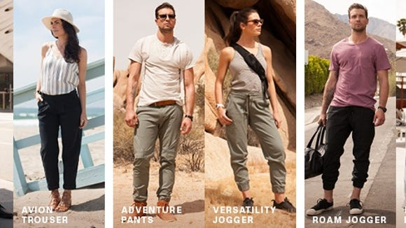 The Best Hot Weather Pants Ever come in a variety of