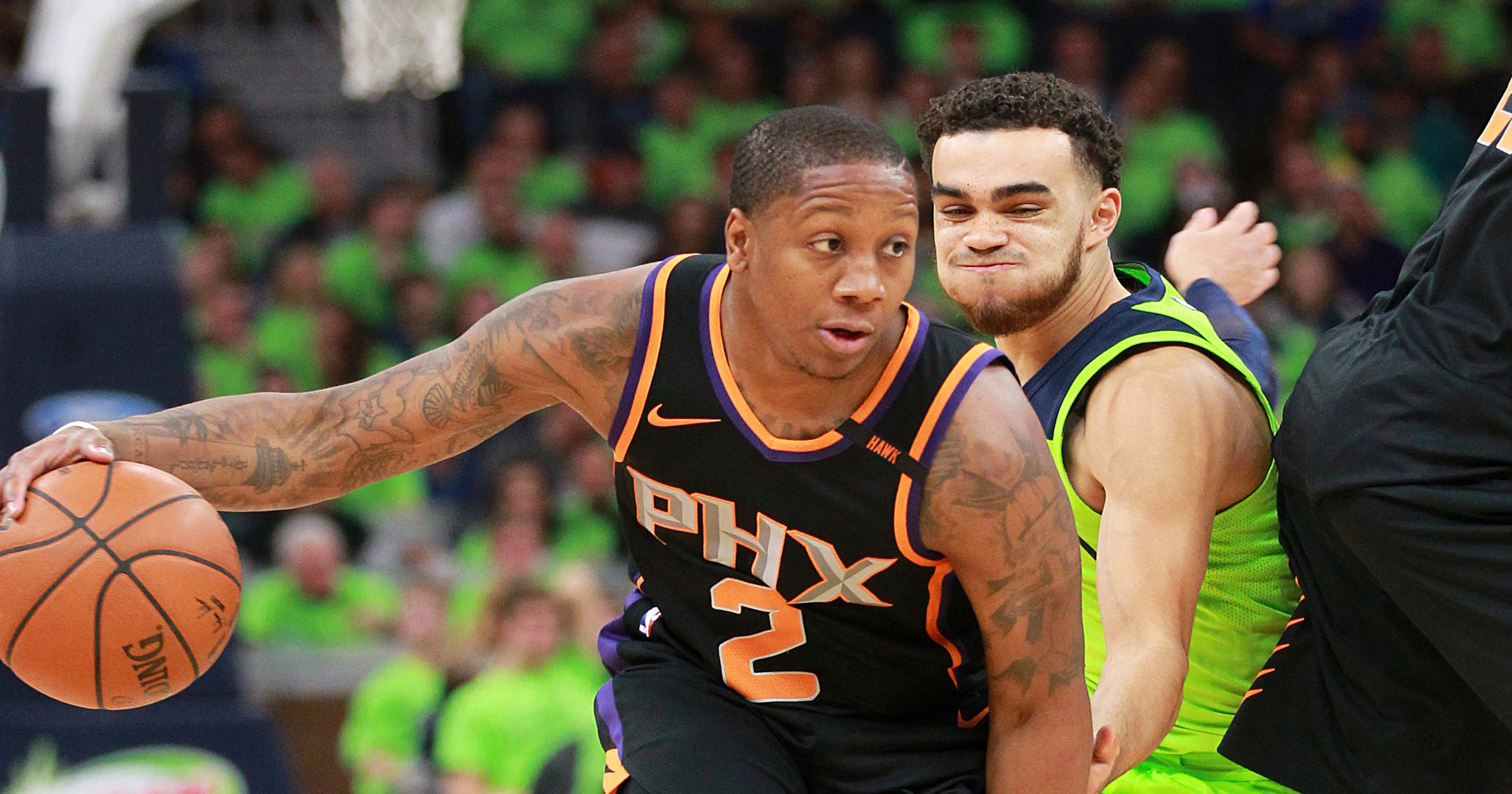 Isaiah Canaan leads Suns to improbable win over Timberwolves fe5b9bc0d2fe