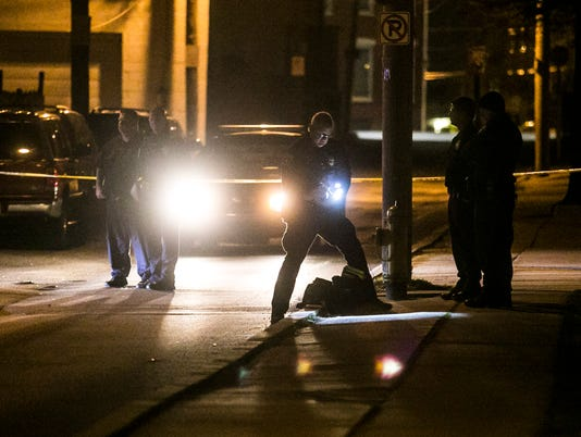 York City Shooting