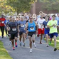 Runners complete a 5K during Angels of Mercy's Stop the Trafficking event in 2014. The nonprofit aims to brings awareness to human trafficking and domestic violence.