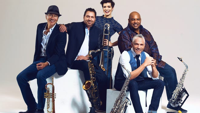 Dave Koz will bring his Summer Horns Tour to the Fred Kavli Theatre at the Thousand Oaks Civic Arts Plaza on July 6.