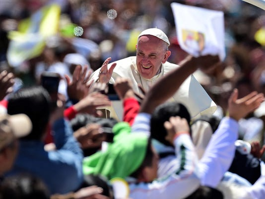TOPSHOT-MEXICO-POPE-VISIT