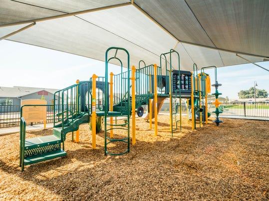 Highland Gardens Playground