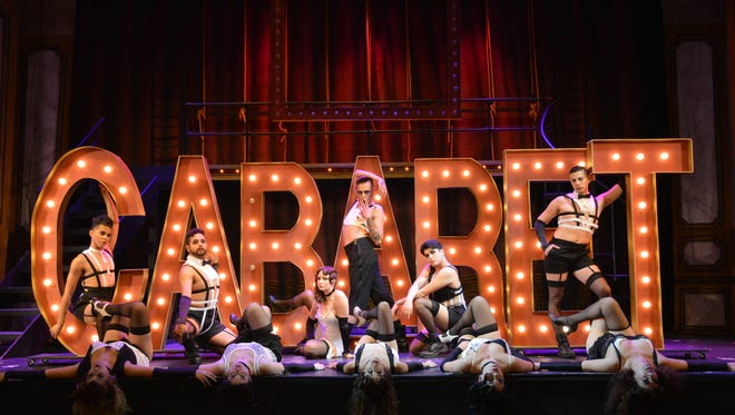 """The UTEP Dinner Theatre opens its run of the classic Broadway musical """"Cabaret"""" on Friday."""