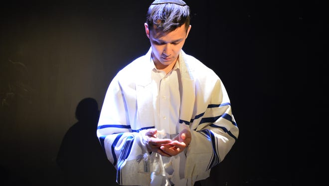 """My Name is Asher Lev"" at South Camden Theatre Company tells the story of a young artist pulled between his talent and his faith."