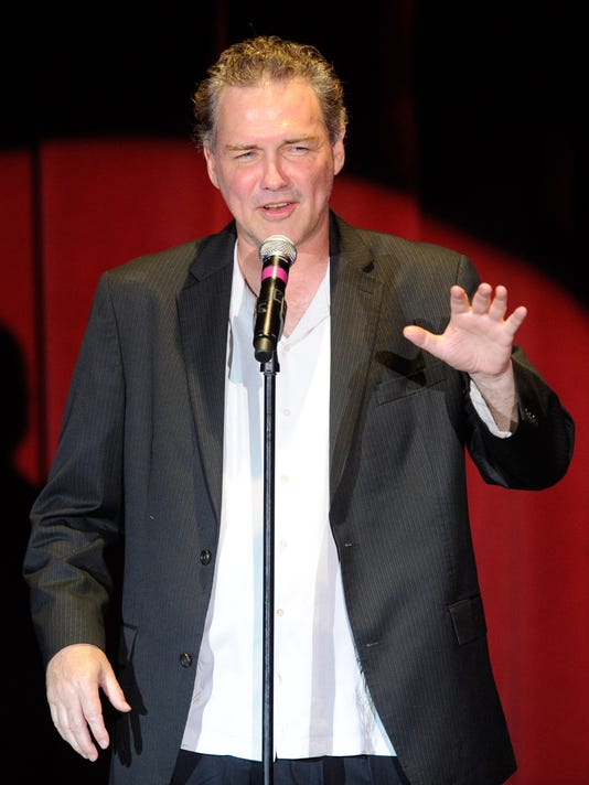 Norm Macdonald Performs At The Orleans