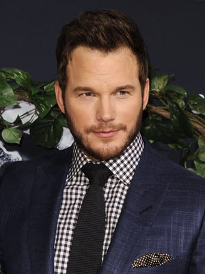 """Actor Chris Pratt attends the premiere of """"Jurassic World"""" at Dolby Theatre on June 9, 2015 in Hollywood, California.  (Photo by Jason LaVeris/FilmMagic) ORG XMIT: 558937285 ORIG FILE ID: 476507624"""