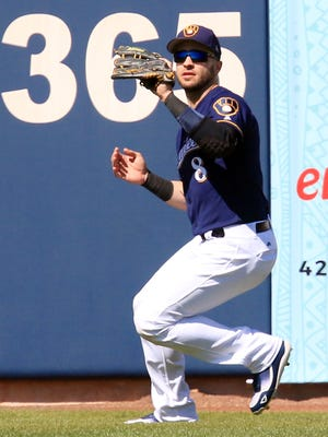 Ryan Braun mades his spring training debut Friday against the Chicago White Sox.