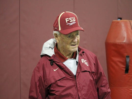 Bobby Bowden was extended an open invitation to attend