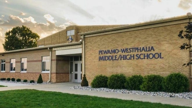 Pewamo-Westphalia Community Schools will begin remote learning after several days of in-person classes, the district announced Tuesday on social media.