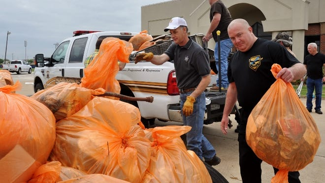 Operation Clean Sweep will be held in Bossier City Saturday.