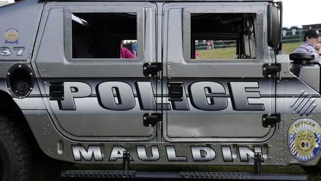 Mauldin Police Department