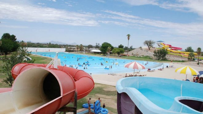 Breakers Water Park is a cool oasis for kids and adults seeking relief from the heat.