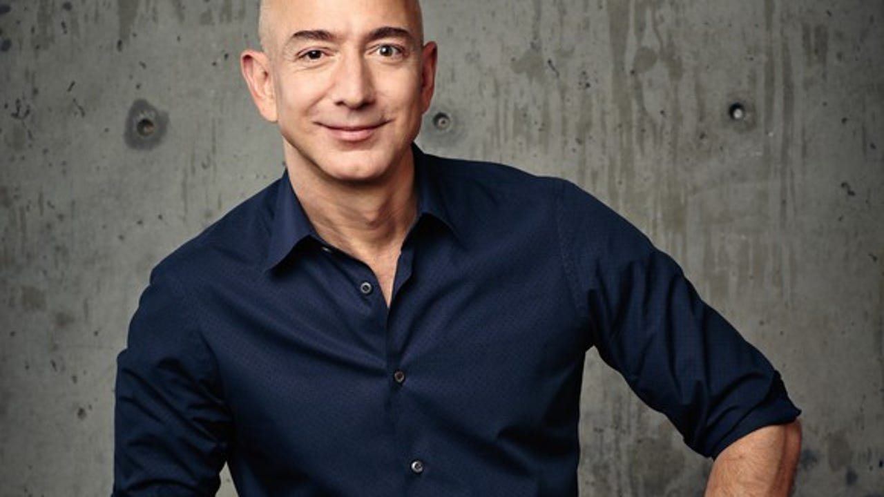 Amazon's Jeff Bezos reveals secrets to being successful in business