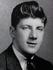 Metuchen High School is researching an inaugural Hall of Fame induction class. This is a yearbook photo of Donald Wernik, former Metuchen Mayor and Middlesex County Freeholder  (Accomplished Professional, Class of 1943)