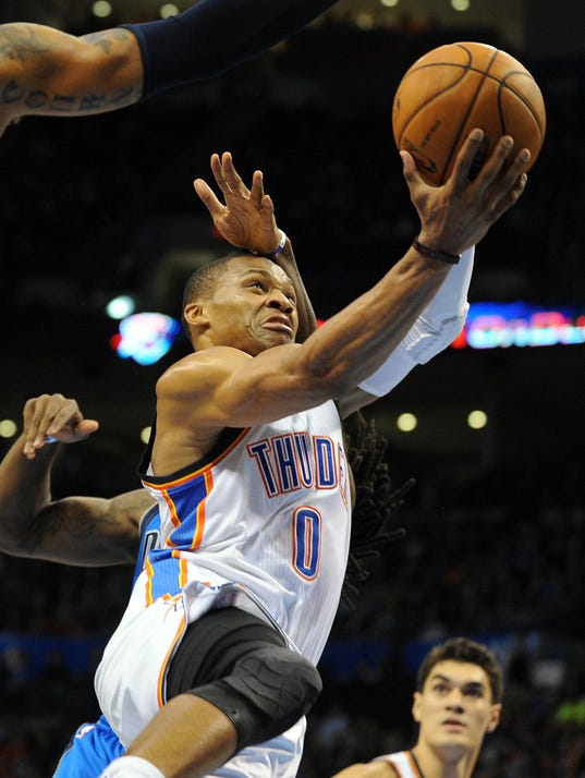 2013-11-06 Russell Westbrook