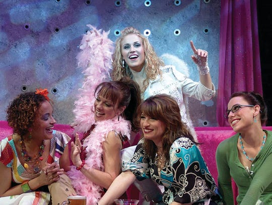"""Girls Night: The Musical"" comes to BerganPAC on Sept."