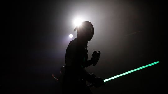 Lightsaber dueling officially recognized as a competitive sport in France